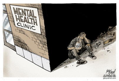 essay mental illness homeless For homeless families, mental illness was mentioned by 12% of cities as one of the top three causes of homelessness  the information on mental illness policy org .