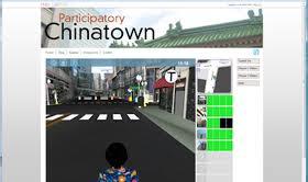 Participatory ChinaTown