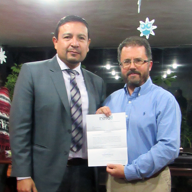 Miguel Antonio Roca accepted the invitation by Oscar Molina to become a member of the Board of Directors.