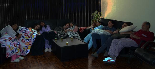 SleepingGroup